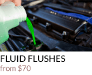 Car fluid flush price